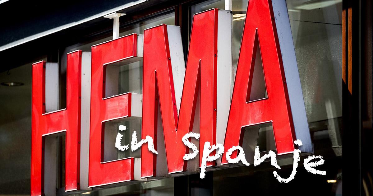 Hema-in-Spanje