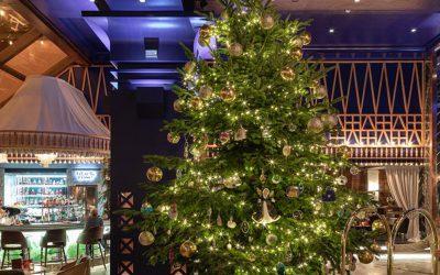 De duurste kerstboom ter wereld staat in Spanje