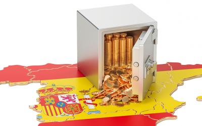 Model 720 residenten van Spanje