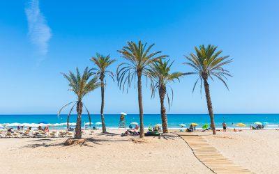 Waarom is het bijna altijd warm in Spanje?